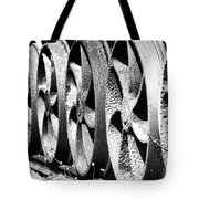Wheels V2 Tote Bag