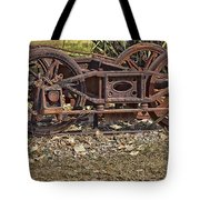 Wheels V3 Tote Bag