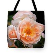 Wheeping Rose Tote Bag