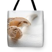 Whelk Shell New Jersey Beach Tote Bag