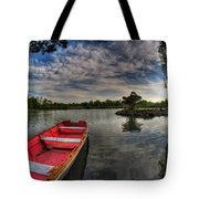 When All You Hear Is The Nature Around You...v4 Tote Bag