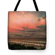 When Angels Blush Tote Bag