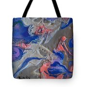 When Angels Fail Tote Bag