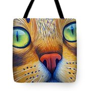 When Bells Ring Tote Bag