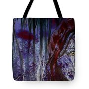 When Darkness Beckons Tote Bag