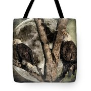 When Eagles Sing Tote Bag