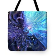 When Faith And Grace Collide Tote Bag