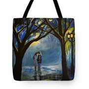 When I Fall In Love Tote Bag