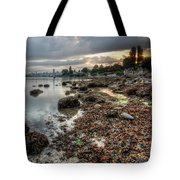 When I'm Up At Sunrise Tote Bag
