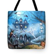 When October Comes Tote Bag