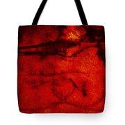 When Petal Left Stamen Tote Bag