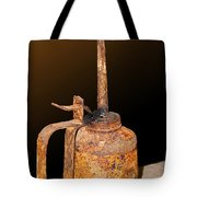 When Rust Is A Must Tote Bag