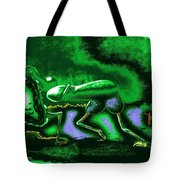 When Springtime Passion Erupts Tote Bag