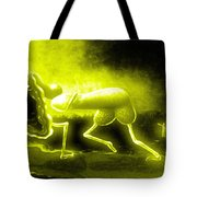 When Sun Embraces Love Tote Bag