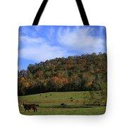 When The Cows Come Home-alabama Tote Bag