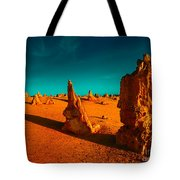 When The Day Is Done Tote Bag