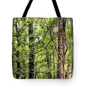 When The Forest Calls To Me Tote Bag