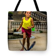When We Were Young.. Tote Bag