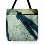 When Worlds Collide Tote Bag
