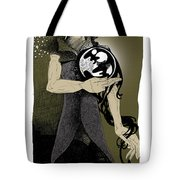 Where Does She Go At Night? Tote Bag