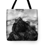Italian Landscape - Where Dragons Fly  Tote Bag