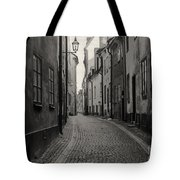 Where Have All The People Gone 3 Tote Bag