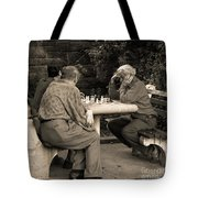 Where Is Bobby Fischer Tote Bag