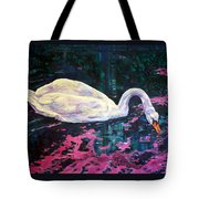 Where Lilac Fall Tote Bag