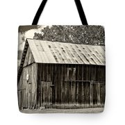 Where March Madness Begins Sepia 2 Tote Bag