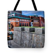 Where Old Meets New Tote Bag