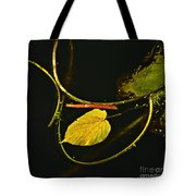 Where Peaceful Waters Flow Tote Bag