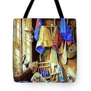 Where The Heart Is Tote Bag by Hanne Lore Koehler