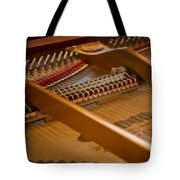 Where The Music Lives Tote Bag