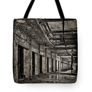 Where The Rain Gets In Tote Bag