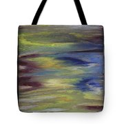 Where The Sky Meets The Water Tote Bag