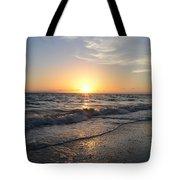 Where The Sun Sets Tote Bag