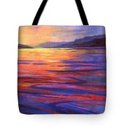 Where The Whales Play 2 Tote Bag