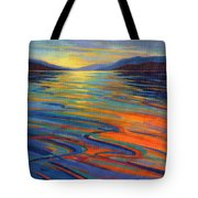 Where The Whales Play 8 Tote Bag