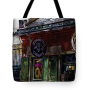 Where Zombies Meets Voodoo  Tote Bag