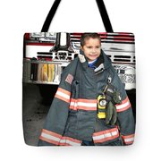 Where's The Fire? Tote Bag
