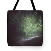 Wherever The Path May Lead Tote Bag