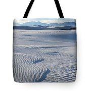 Which Way Does The Wind Blow Tote Bag