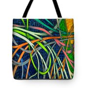 Which Way West Tote Bag by Jack Pumphrey