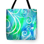 Whimsical By Jan Marvin Tote Bag
