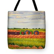 Whimsical Design Tote Bag