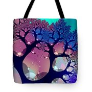 Whimsical Forest Tote Bag
