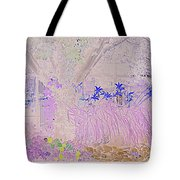 Whimsical Garden Tote Bag