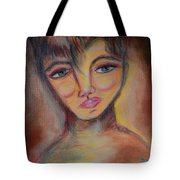 Whimsical Imp Tote Bag