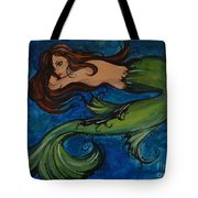 Whimsical Mermaid Tote Bag