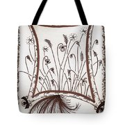 Whimsical Window Tote Bag